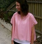 Floaty Pink Top TN