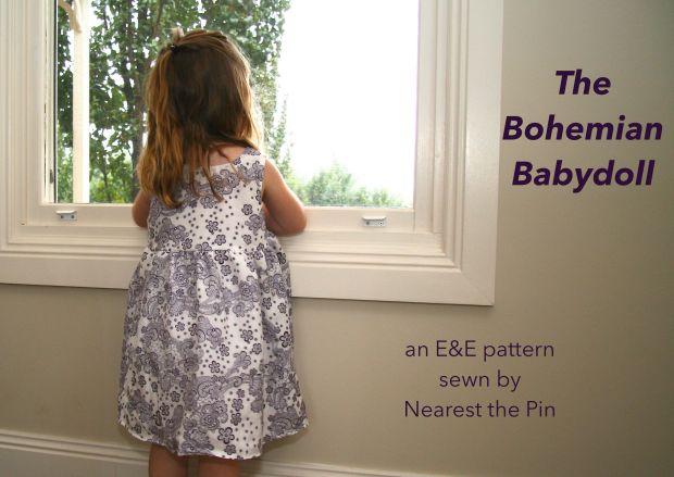 Bohemian Babydoll 3