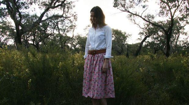 Floaty Skirt 3