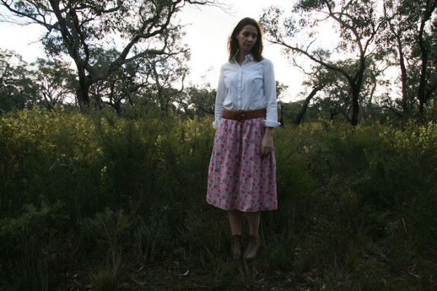 Floaty Skirt 5